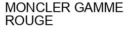 Международный товарный знак №1005101 MONCLER GAMME ROUGE