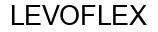 Международный товарный знак №1011732 LEVOFLEX