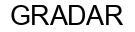 Международный товарный знак №1019597 GRADAR