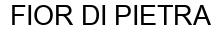 Международный товарный знак №1022933 FIOR DI PIETRA