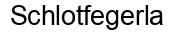 Международный товарный знак №1022848 Schlotfegerla