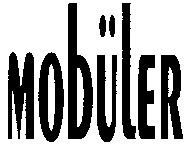 Международный товарный знак №1024145 MOBÜLER