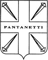 Международный товарный знак №1029065 PANTANETTI
