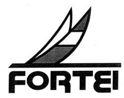 Международный товарный знак №1042540 FORTEI