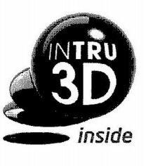 Международный товарный знак №1043001 INTRU 3D inside