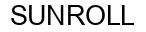 Международный товарный знак №1043463 SUNROLL