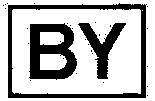 Международный товарный знак №1068270 BY