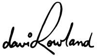 Международный товарный знак №1156780 David Rowland