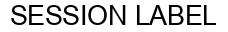 Международный товарный знак №1158126