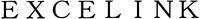 Международный товарный знак №1161556 EXCELINK