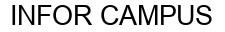 Международный товарный знак №1175118 INFOR CAMPUS