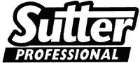 Международный товарный знак №1179231 Sutter PROFESSIONAL