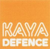 Международный товарный знак №1182854 KAYA DEFENCE