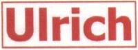 Международный товарный знак №1186534 Ulrich