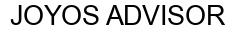 Международный товарный знак №1230328 JOYOS ADVISOR