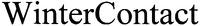 Международный товарный знак №1232959 WinterContact