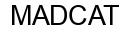Международный товарный знак №1238900 MADCAT