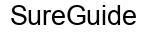 Международный товарный знак №1241041 SureGuide