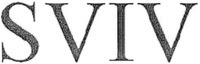 Международный товарный знак №1241508 SVIV