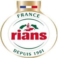 Международный товарный знак №1245219 FRANCE rians DEPUIS 1901