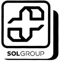 Международный товарный знак №1287324 SOLGROUP