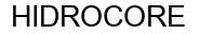 Международный товарный знак №1376346 HIDROCORE