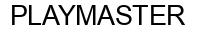 Международный товарный знак №1377461 PLAYMASTER