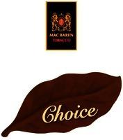 Международный товарный знак №1377663 MAC BAREN TOBACCO Choice
