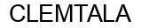 Международный товарный знак №1381106 CLEMTALA