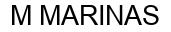 Международный товарный знак №1384132 M MARINAS