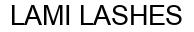 Международный товарный знак №1384184 LAMI LASHES