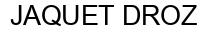 Международный товарный знак №1388644 JAQUET DROZ