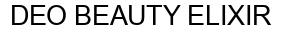 Международный товарный знак №1427151 DEO BEAUTY ELIXIR