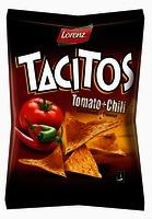 Международный товарный знак №1442774 TACITOS Tomato + Chili Geschmack · Flavour