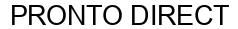 Международный товарный знак №1571885 PRONTO DIRECT