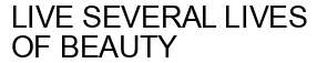 Международный товарный знак №1574392 LIVE SEVERAL LIVES OF BEAUTY