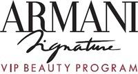 Международный товарный знак №1575319 ARMANI Signature VIP BEAUTY PROGRAM