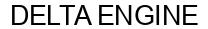 Международный товарный знак №1577778 DELTA ENGINE