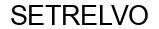 Международный товарный знак №1579633 SETRELVO