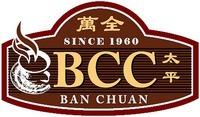 Международный товарный знак №1579397 BCC BAN CHUAN SINCE 1960