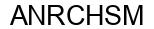 Международный товарный знак №1580289 ANRCHSM