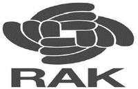 Международный товарный знак №1581725 RAK
