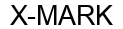 Международный товарный знак №1583728 X-MARK