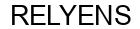 Международный товарный знак №1584676 RELYENS