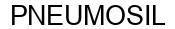 Международный товарный знак №1586117 PNEUMOSIL
