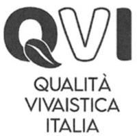 Международный товарный знак №1591088 QVI QUALITÀ VIVAISTICA ITALIA