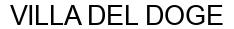 Международный товарный знак №1593631 VILLA DEL DOGE