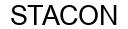 Международный товарный знак №1594111 STACON