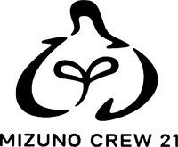 Международный товарный знак №1595072 MIZUNO CREW 21