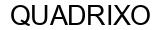 Международный товарный знак №1595766 QUADRIXO